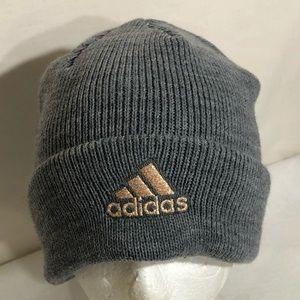 OS Adidas Team Issue Metallic Logo Cuff Beanie